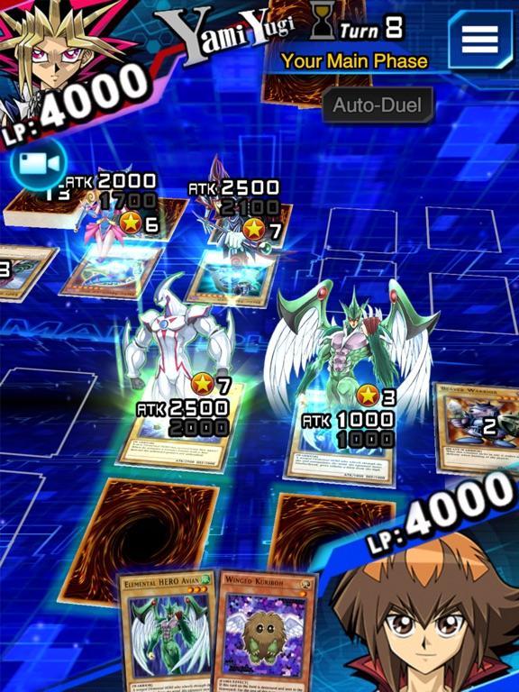 Yu-Gi-Oh! Duel Links - AppRecs