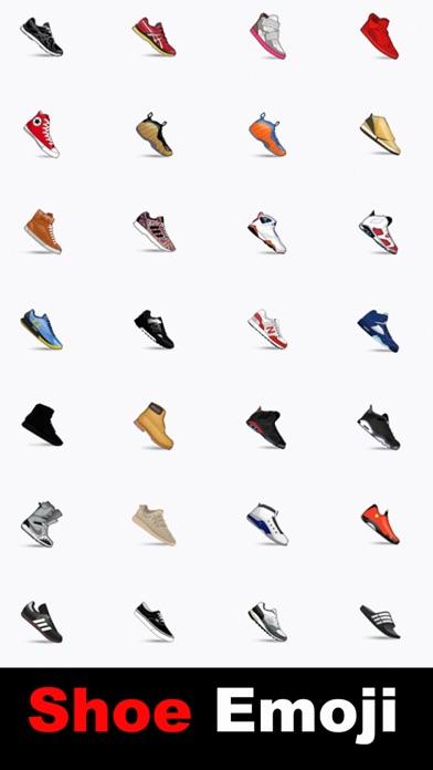 Shoe Emoji - Sneakerhead Moji screenshot 3