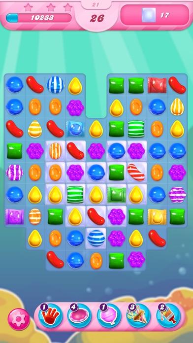 Candy Crush Saga iphone ekran görüntüleri