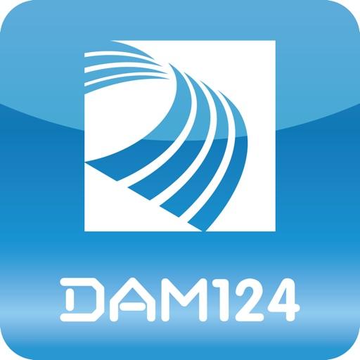 DAM124 Digital Mixer