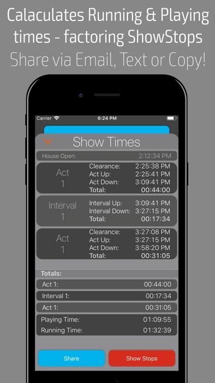 Show StopWatch screenshot-4