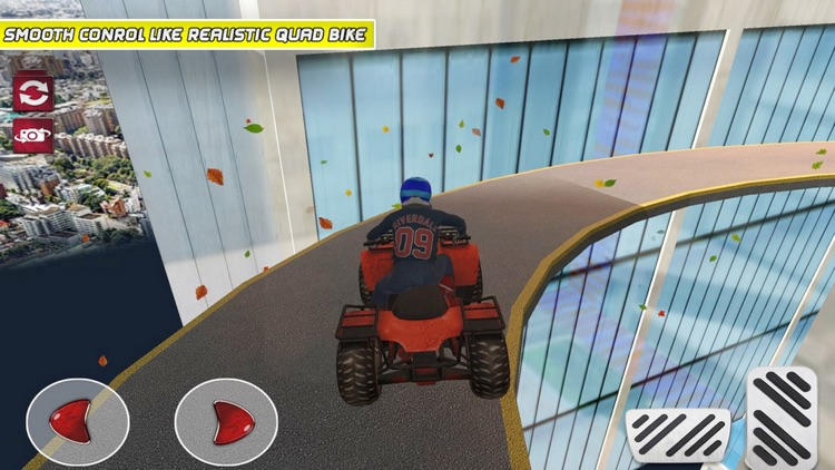 ATV Impossible Track City