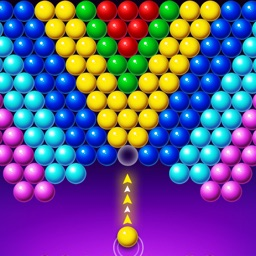 Bubble Shooter Mania-Pop Blast