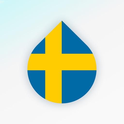 Learn Swedish language -Drops