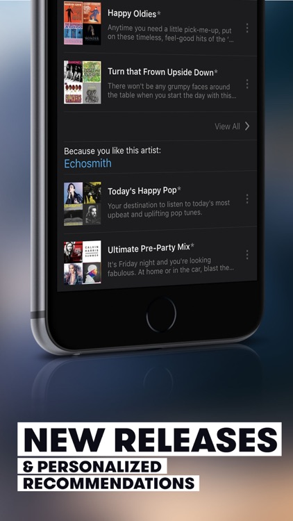 Stingray Music screenshot-5
