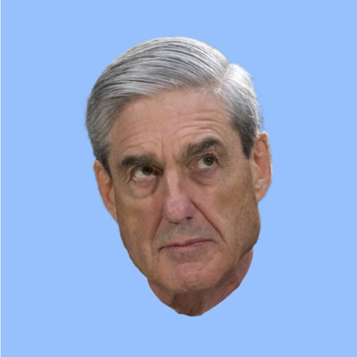 Robert Mueller Stickers