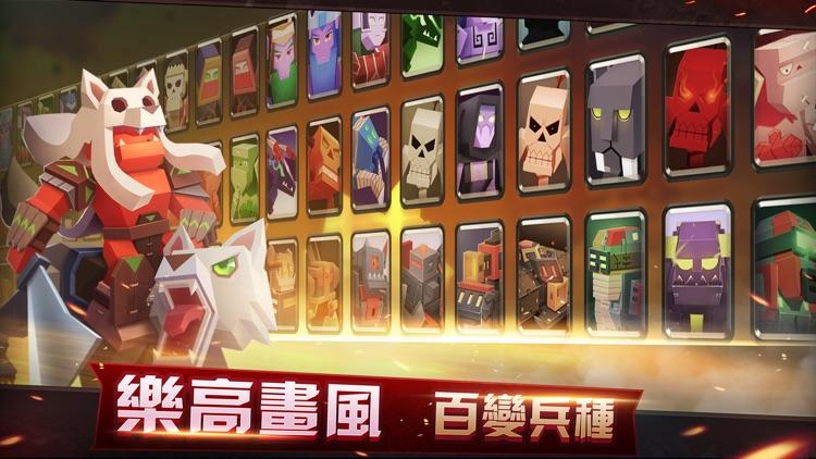 魔獸對決 - 卡牌策略競技對戰手遊 screenshot-0