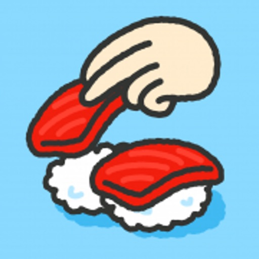 Merge Sushi - Best Idle Game icon