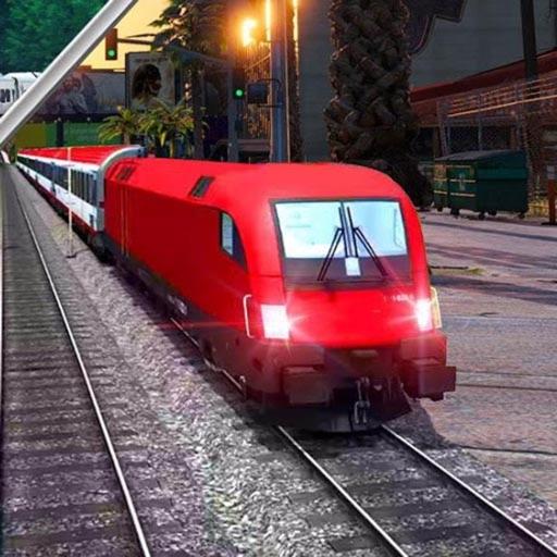 City Train Driver Sim Icon