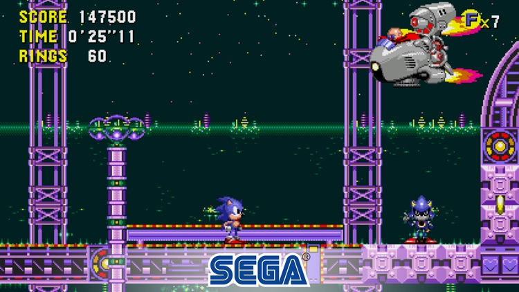 Sonic CD Classic screenshot-3