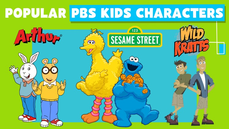 PBS KIDS Games screenshot-3