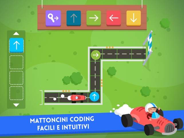 Code Karts - pre-codifica Screenshot