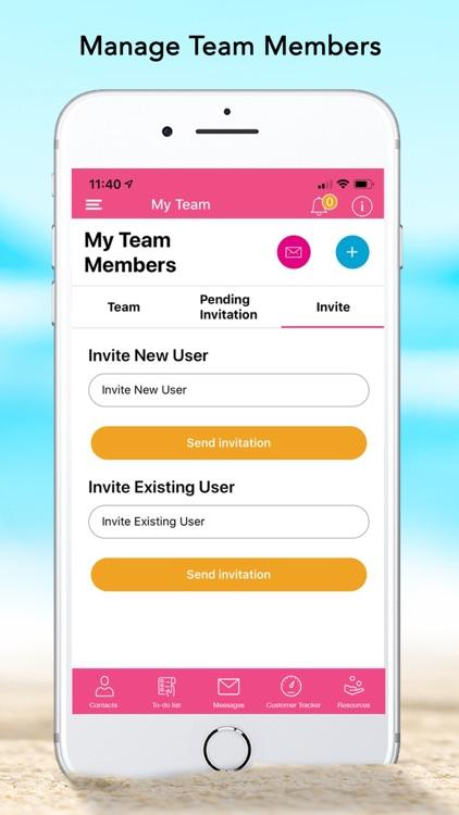 Pamtree MLM App screenshot-4