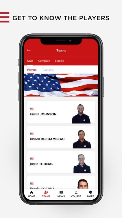 Ryder Cup 2020 screenshot-5