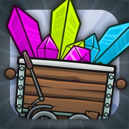 Crystal Miner - Sorting Puzzle