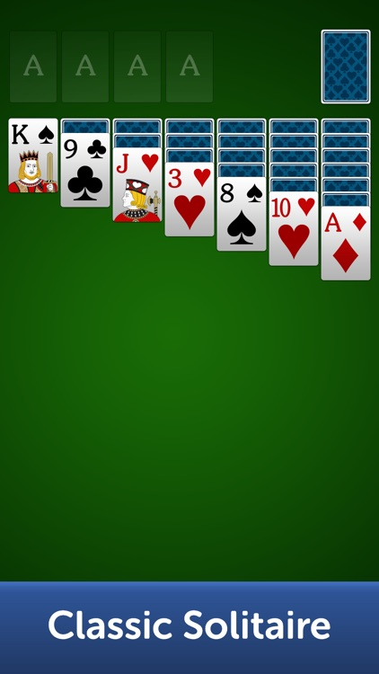 Solitaire Classic by Solebon screenshot-0