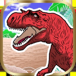 Dinosaur Puzzle - easy fun toy
