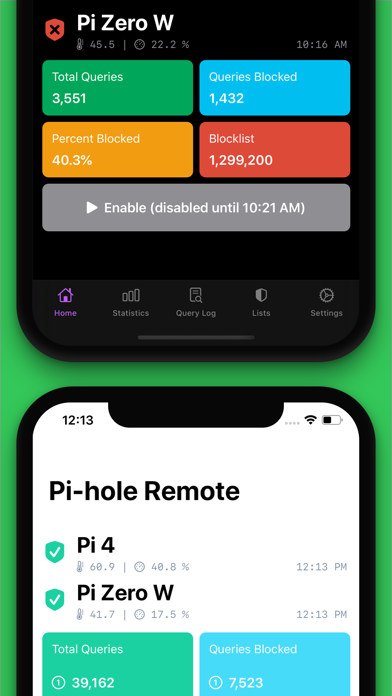 messages.download Pi-hole Remote software