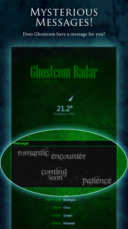 Ghostcom Radar Pro screenshot-2