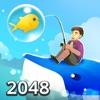 2048 Fishing - iPadアプリ