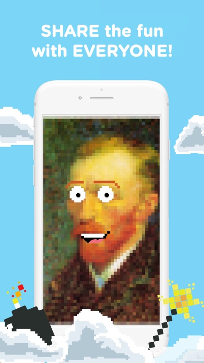 Super Pixel: Color by Number screenshot-4