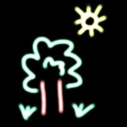 Glow Drawings