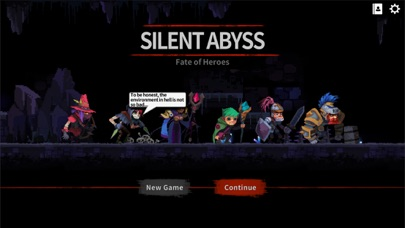 Silent Abyss-fate of ... screenshot1