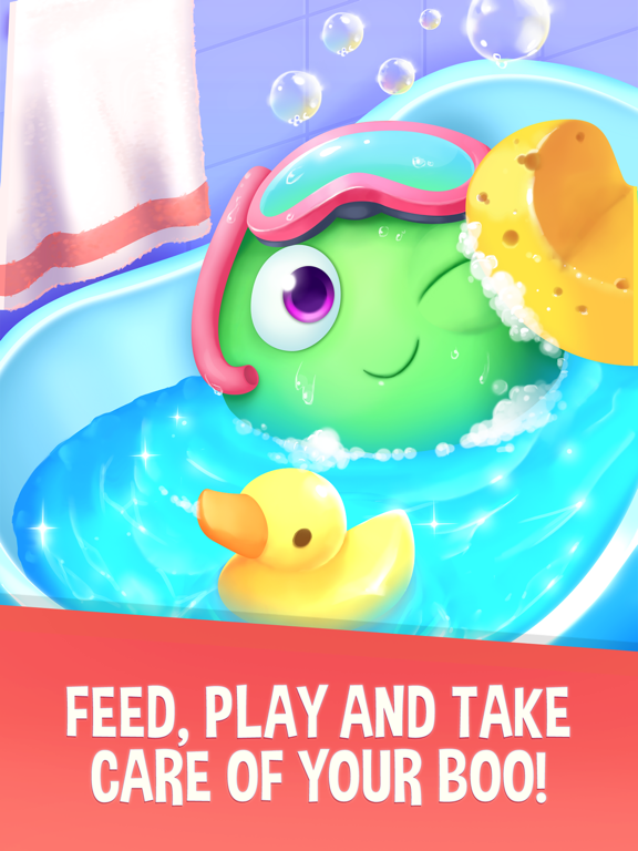 My Boo Virtual Pet & Mini Game-ipad-1