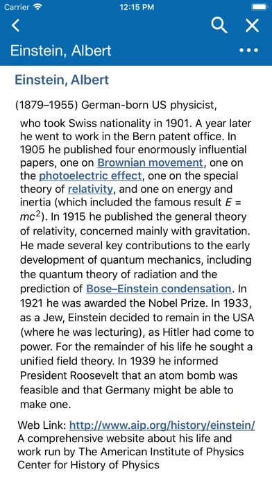 Oxford Dictionary of Physicsのおすすめ画像1