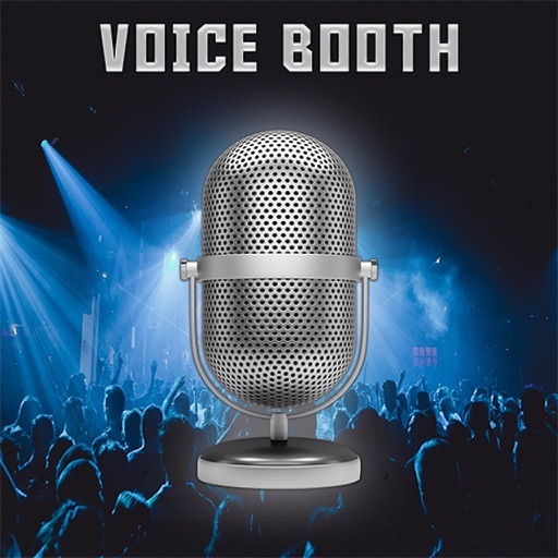 Voice Booth Vocal Changer icon