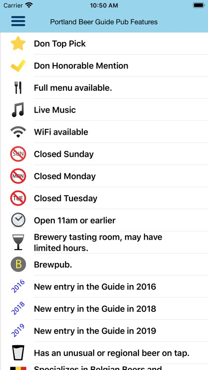 Beer Guide Portland screenshot-6