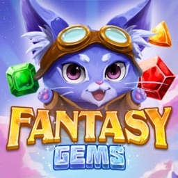 Fantasy Gems : Match 3 Puzzle