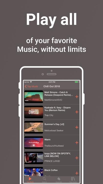 Snaptube - Unlimited Music