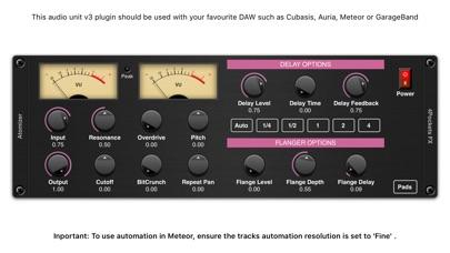 Atomizer AUv3 Plugin screenshot 1