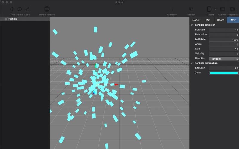 SceneStudio скриншот программы 6