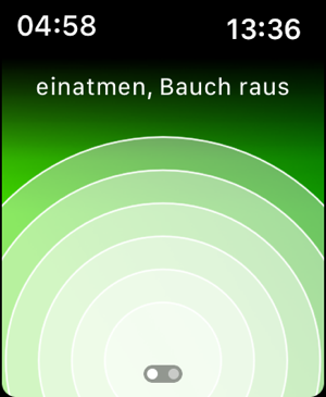 ‎Calm: Meditation und Schlaf Screenshot