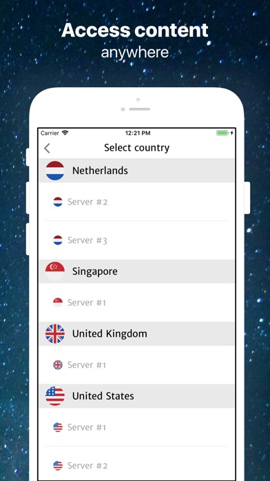 Universe VPN + TOR Browser - by Genesis Media Limited - Productivity