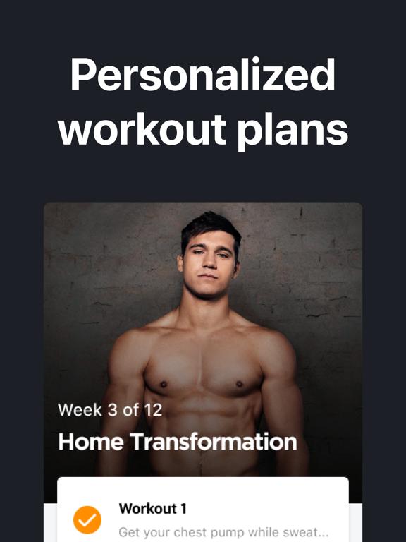 Madbarz: Bodyweight Workoutsのおすすめ画像3