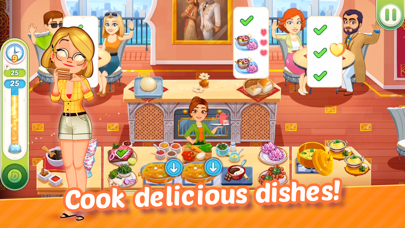 Delicious World - Cooking Game for windows pc