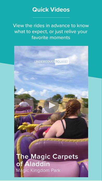 Orlando Theme Park Plans screenshot
