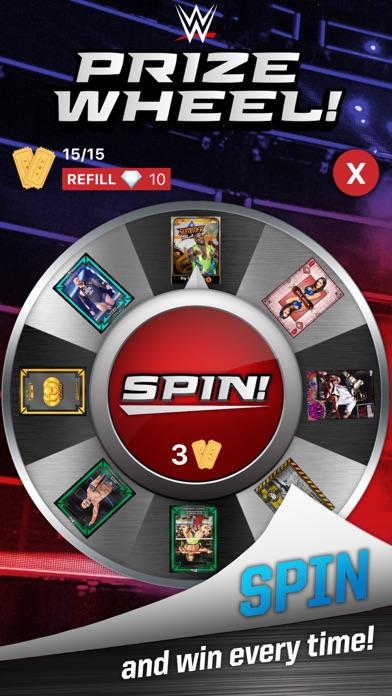 WWE SLAM: Card Trader Screenshot