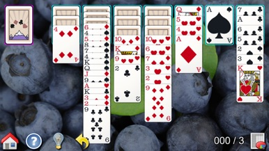 All-in-One Solitaire Pro screenshot for iPhone
