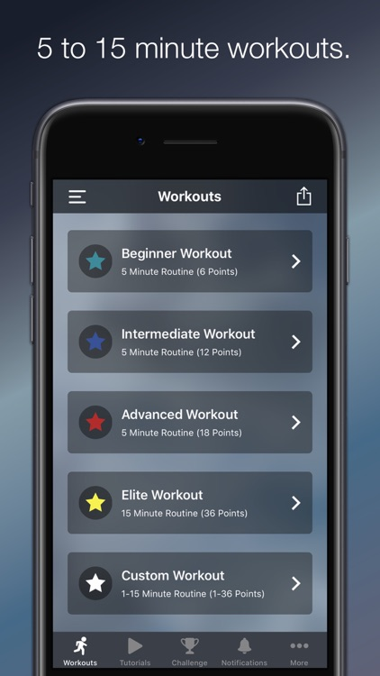 Adrian James: HIIT screenshot-4