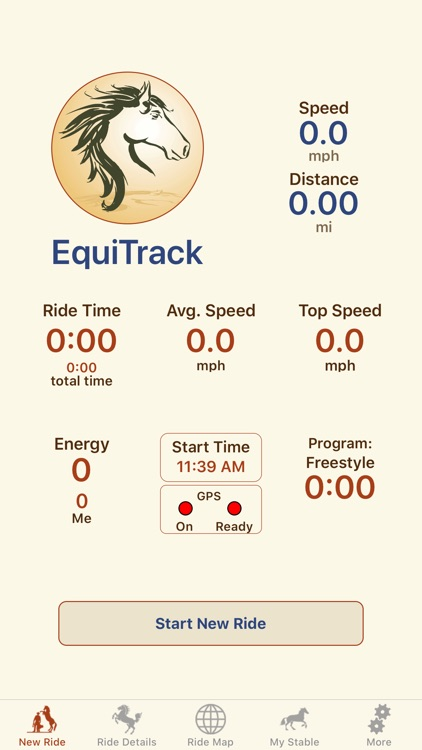 EquiTrack Trainer