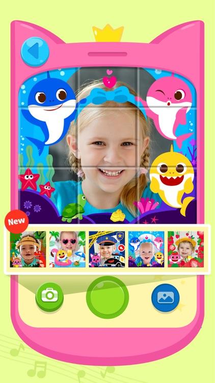 Pinkfong Baby Shark Phone screenshot-3