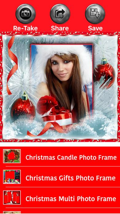 Xmas Booth & Beautifull Frames screenshot three