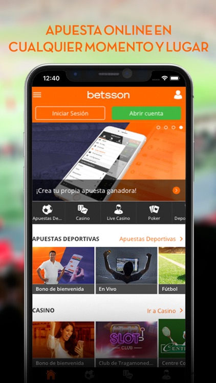 Betsson Casino and Sports