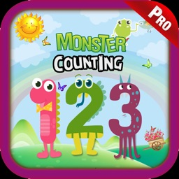 Monster Math Count Games Pro