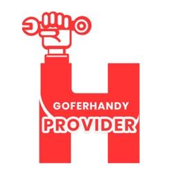 GoferHandy Service Provider