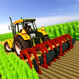 Real Farming Tractor 3D